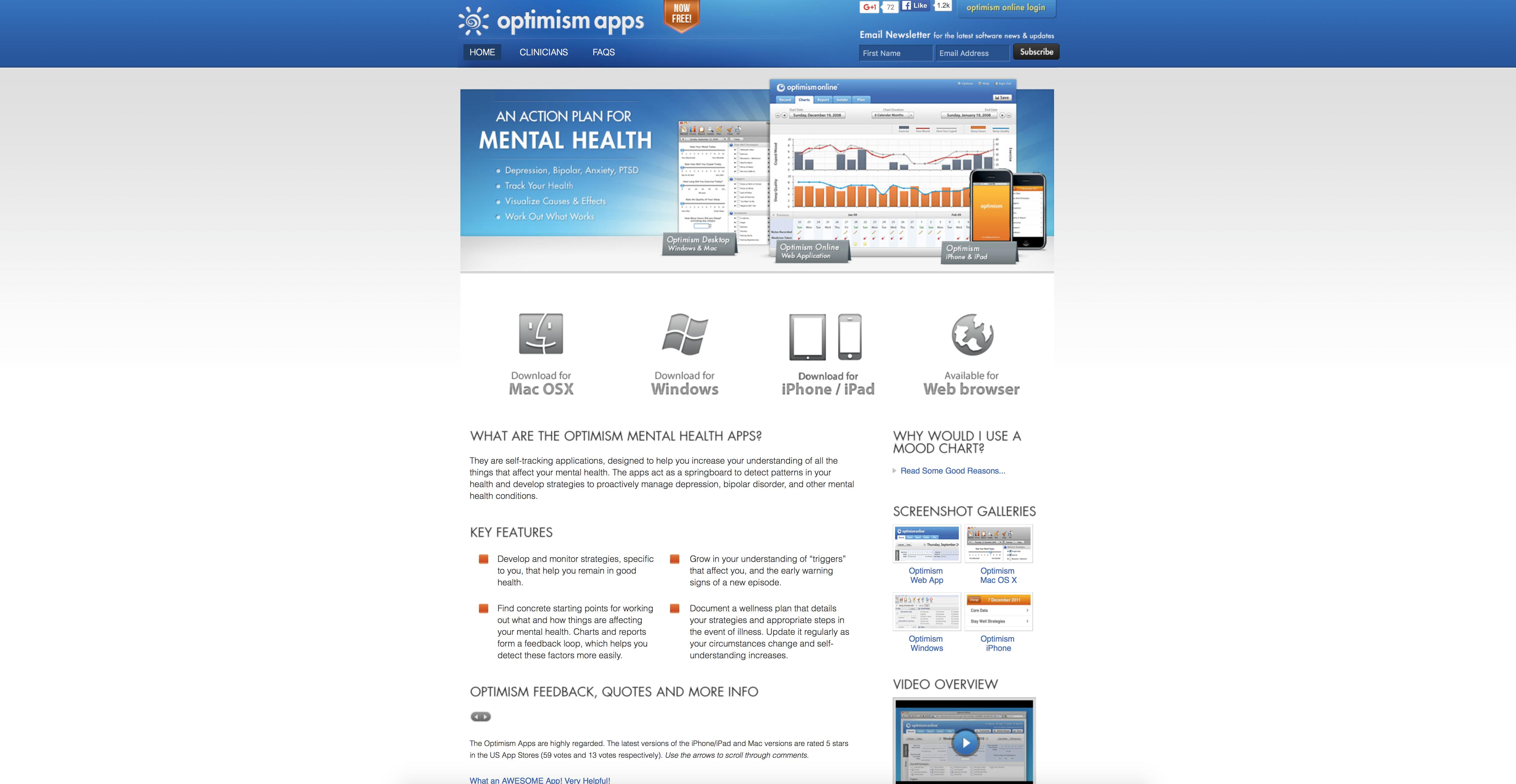 Optimism Online
