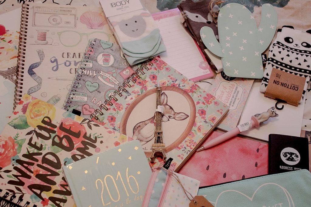 Kya's Blog Birthday Giveaway