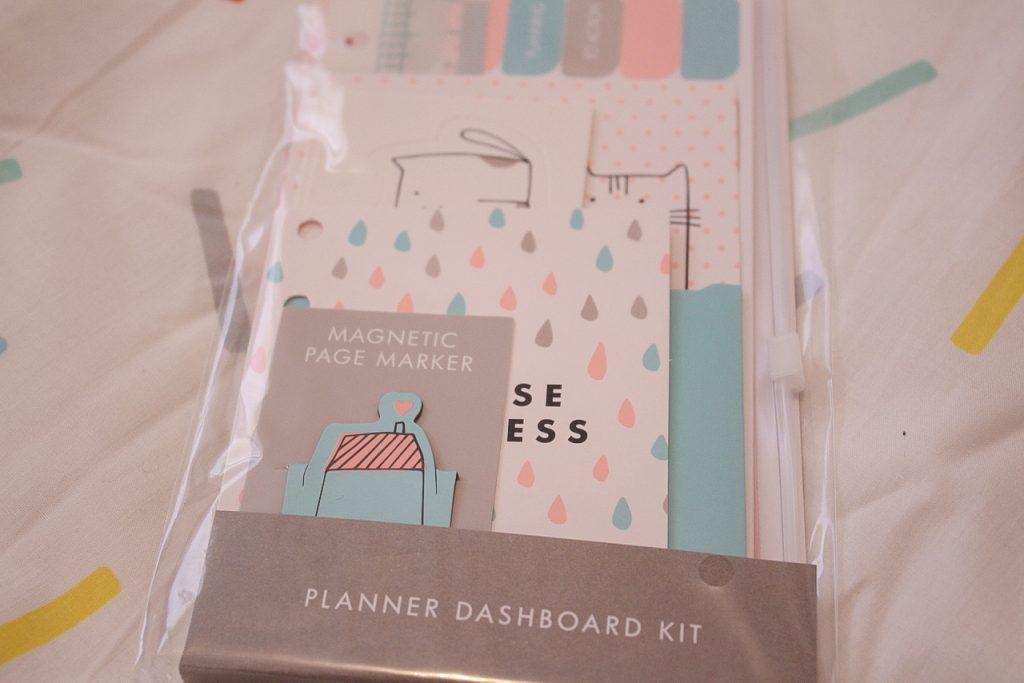 Planner Dashboard Kit
