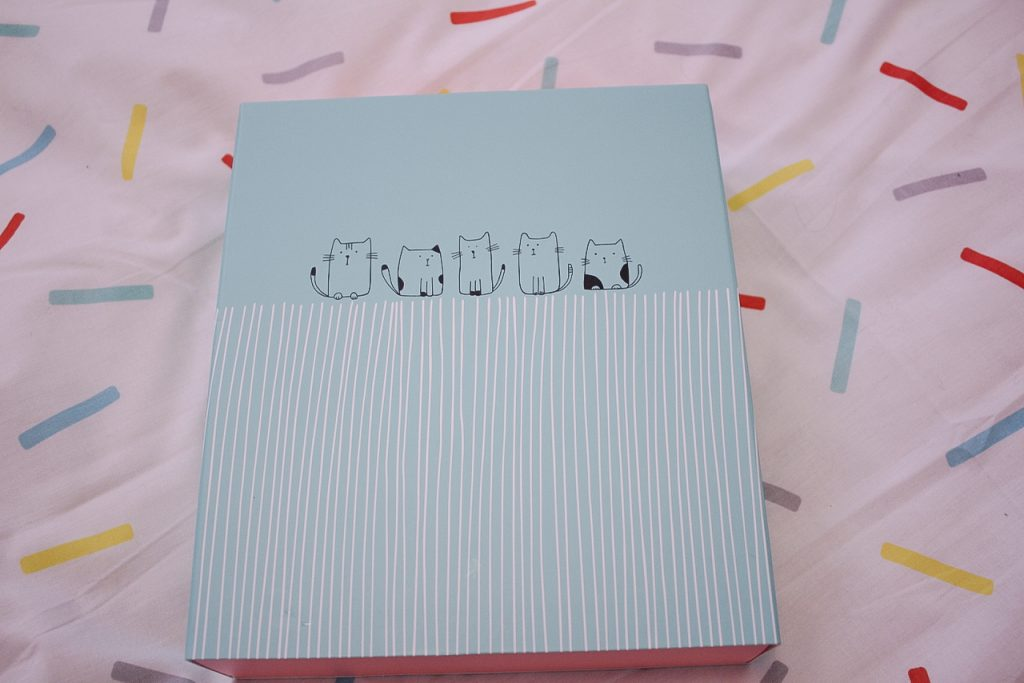 Front of Planner Box