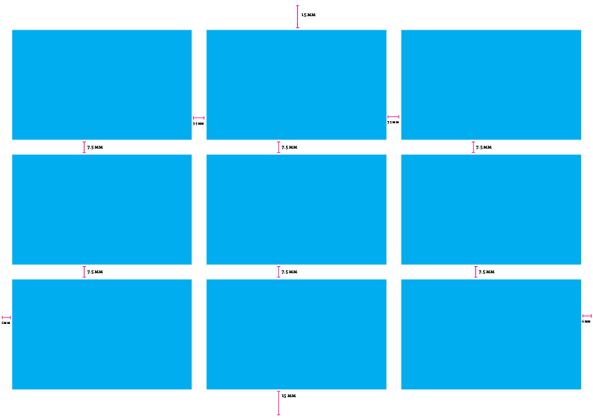 Template Grid