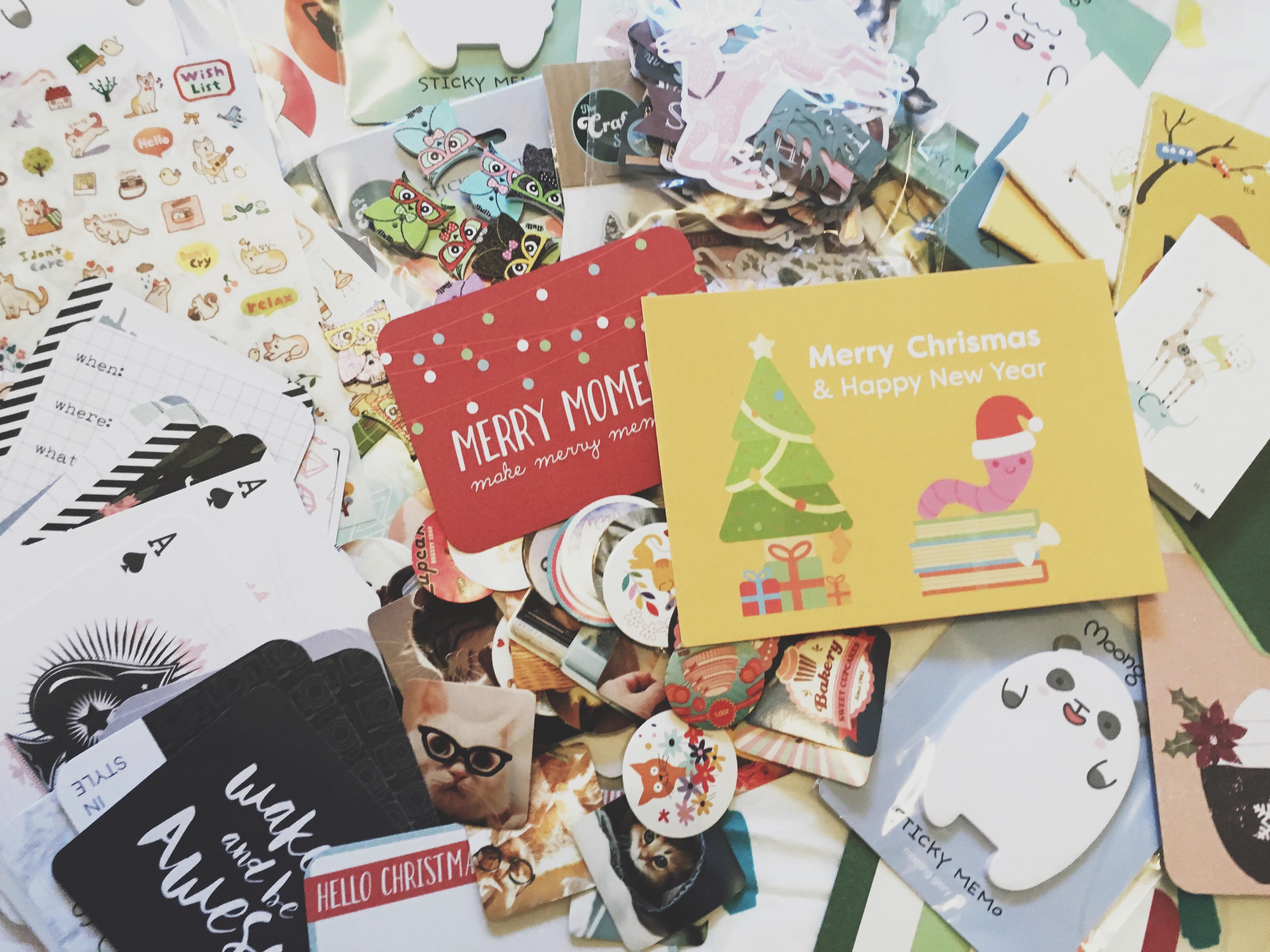 Christmas Exchange 2016