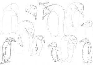 Design Process Sketching
