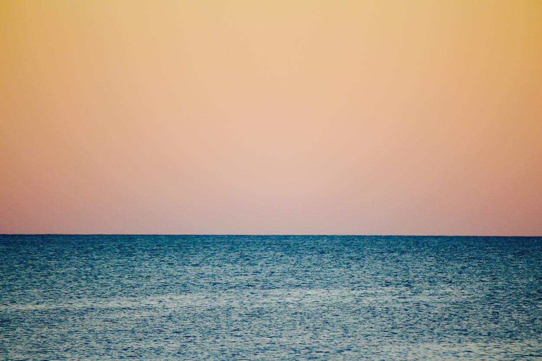 Beach Holiday: Sunset