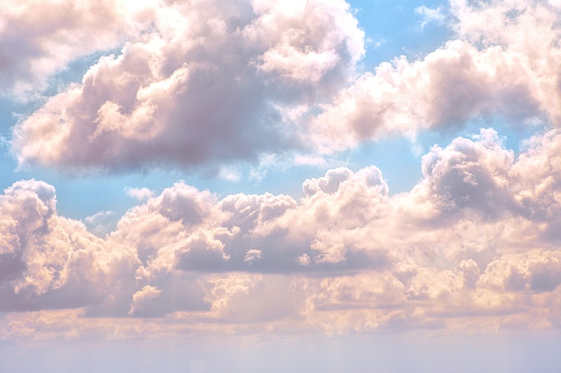 Clouds photo by Billy Huynh (2017)