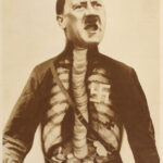 John Heartfield: Adolf, the Superman, Swallows Gold and Spouts Tin (1932)