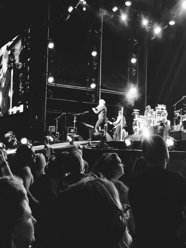 Bon Jovi Sydney 2018